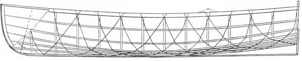 Westport Dinghy 8 side