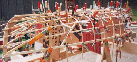 The alternative - many cumbersome clamps
